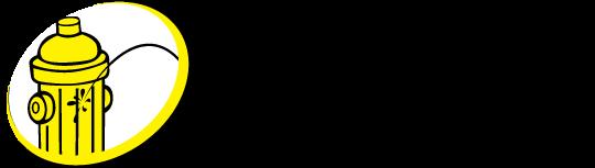 Yellow Hydrant Logo