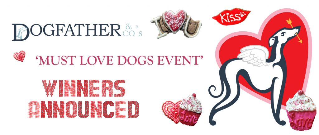 Must love dogs event Winner announced