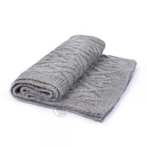 Alqo Wasi Blanket – Grey