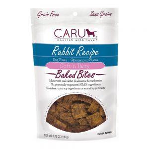 CARU Baked Bites Treats Rabbit