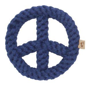Jax & Bones Peace Rope Toy