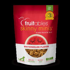 Fruitables Skinny Minis Treats – Watermelon
