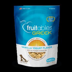 Fruitables Crunchy Treats – Greek Vanilla Yogurt