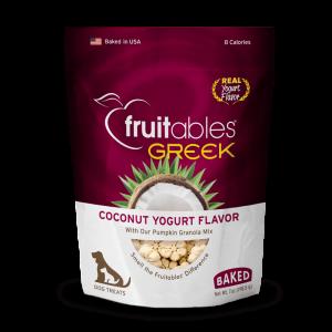 Fruitables Crunchy Treats – Greek Coconut Yogurt