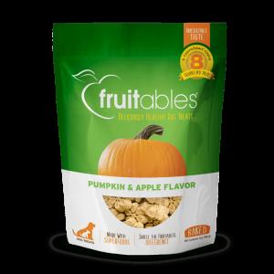 Fruitables Crunchy Treats – Pumpkin & Apple