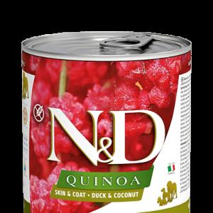 Farmina Rawcan DOG Quinoa Skin & Coat Duck & Coconut