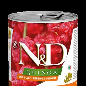 Farmina Rawcan DOG Quinoa Skin & Coat Herring & Coconut