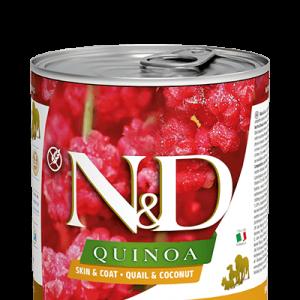 Farmina Rawcan DOG Quinoa Skin & Coat Quail & Coconut