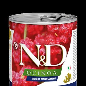Farmina Rawcan DOG Quinoa Weight Management Lamb