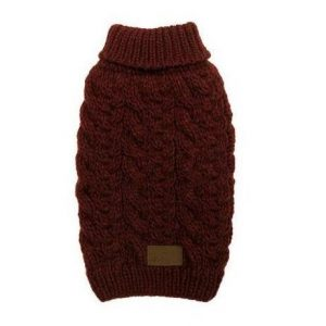 Burgundy-Wool-Turtleneck