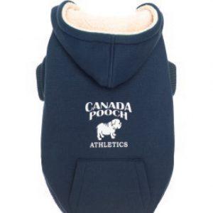 Canada_Pooch_Cozy_Caribou_Hoodie_navy