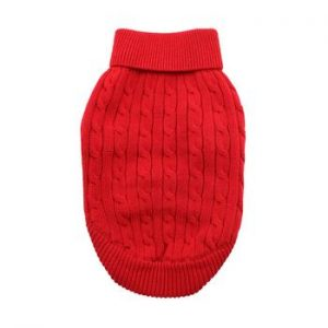 cotton-cable-knit-dog-sweater-fiery-red-6688