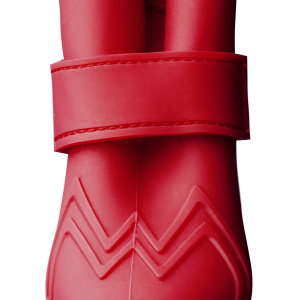 wellies-lined-red