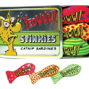 yeowww-stinkies-catnip-sardines-3-pack-tin-cat-toy