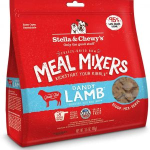 Stella & Chewy's Freeze Dried Meal Mixers Dandy Lamb