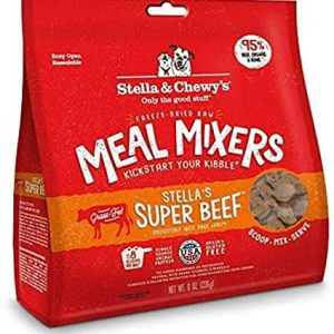 Stella & Chewy's Freeze Dried Meal Mixers Stella's Super Beef