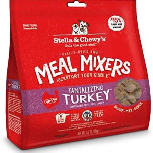 Stella & Chewy's Freeze Dried Meal Mixers Tantalizing Turkey