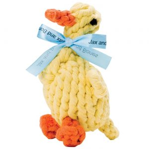 JB Rope Toy Daisy the Duck – Small