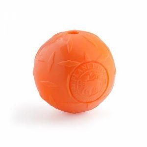 orbee-tuff_diamondplateball_orange