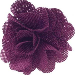 burlap-collar-bud-purple
