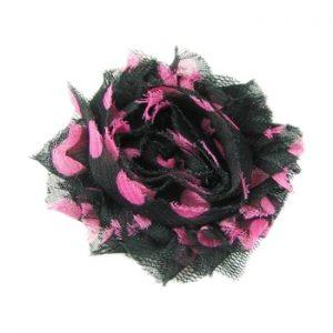 shabby-black-pink-dot