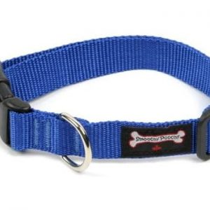 smoochy-collar-nylon-blue