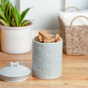 Treat Jars and Food Bins